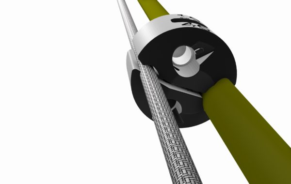 Static Wire Clamp